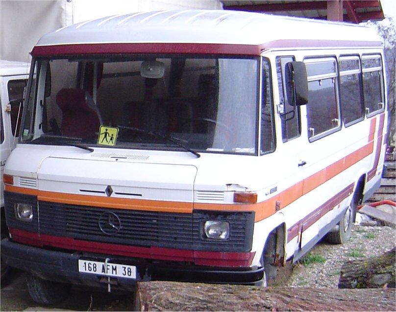 Mini bus mercedes 01 - Chaudiere a vendre d occasion ...